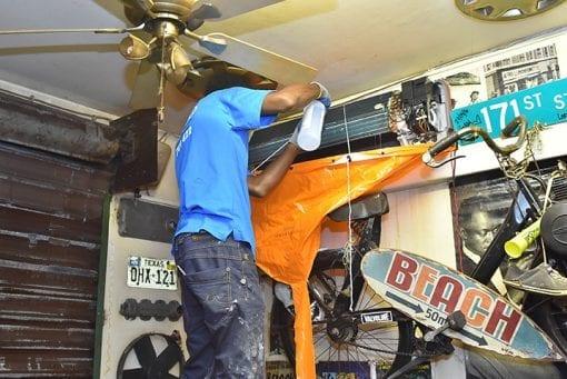 king cold nettoyage de climatiseur en Martinique