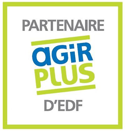 King Cold partenaire EDF Agir Plus