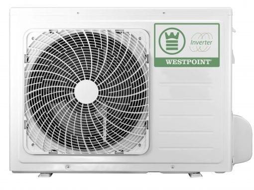 Climatiseur Westpoint Inverter A++ Martinique avec Kingcold
