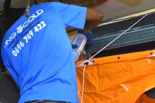 nettoyage de climatiseur en Martinique