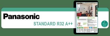 Pack Climatiseur Panasonic R32 A++ et pose en Martinique